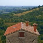 nature___Roof With View___Krasica, Croatia.