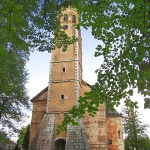 travel___3 (Tree) Church___Plaski, Croatia.