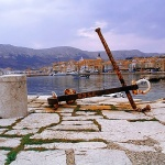 travel___Anchor___Baska, Croatia.