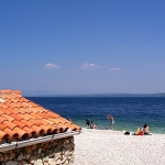 travel___Beach Time___Beli, Croatia.