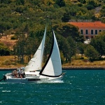 travel___Catching The Wind___Punat, Croatia.